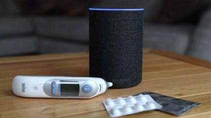 Alexa contará con Skills de salud